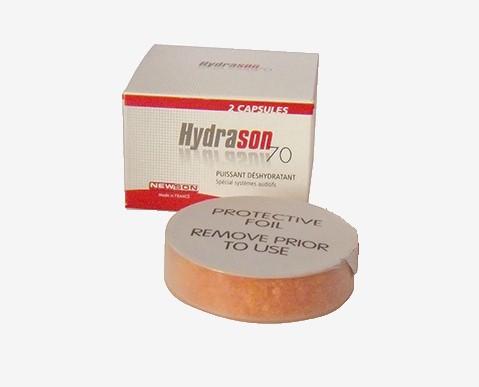 Newson - 2 grandes capsules déshydratantes
